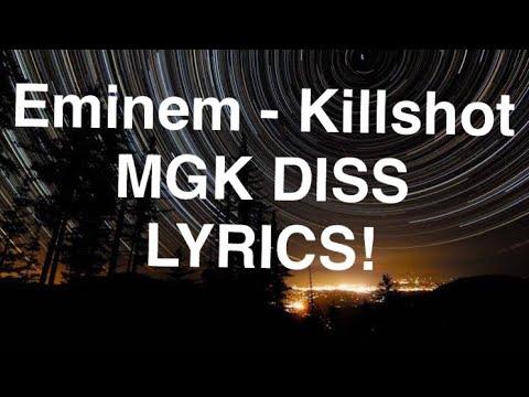 Eminem MGK Diss LYRICS! Devil's Grave Lyrics