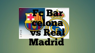Who Will Win (FC Barcelona VS Real Madrid) Place Your Punishment