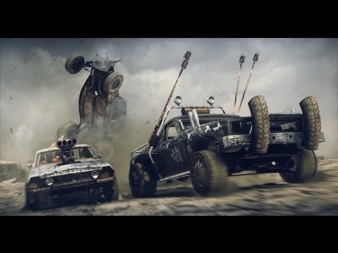 Mad Max Gameplay: Magnum Opus VS Convoy