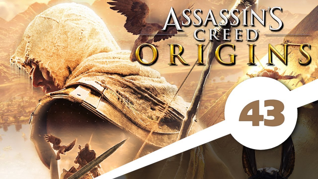 Assassin's Creed: Origins (43) Leśna wyspa