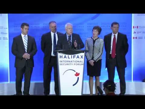 2013 Press Conference: US Congressional Delegation