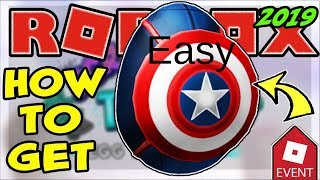 How to get Captain America egg in roblox egg hunt 2019