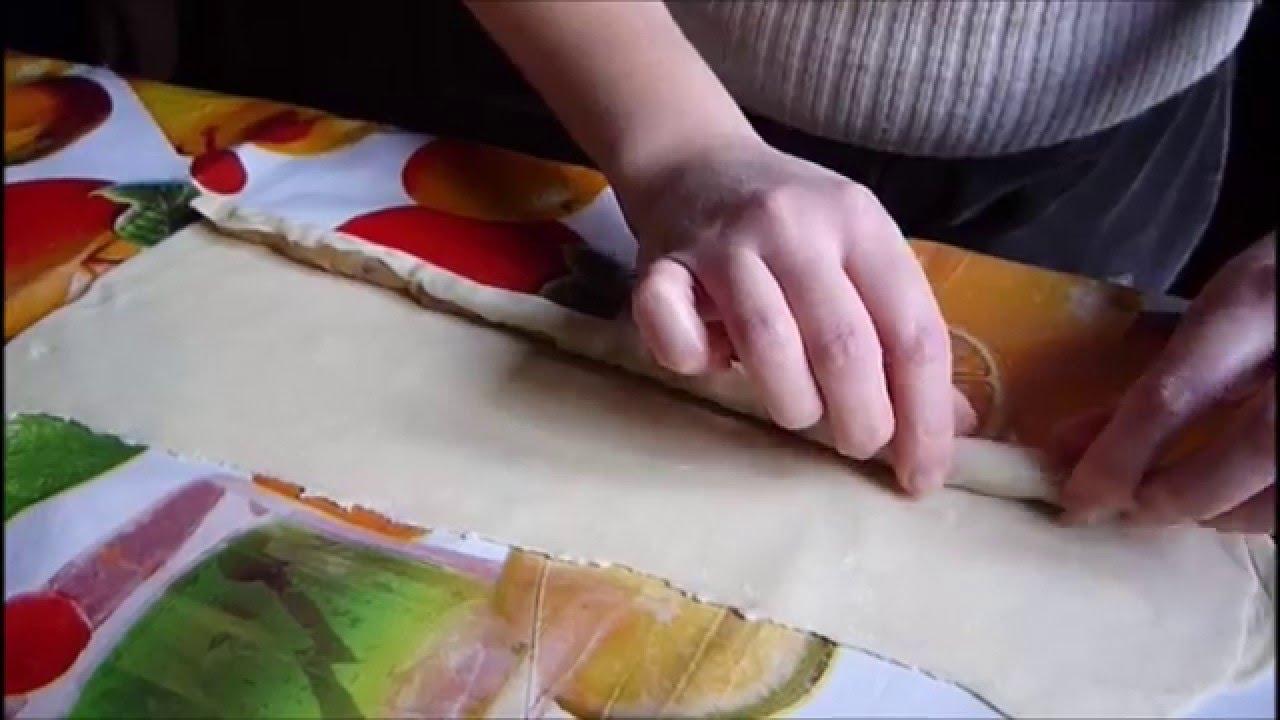 Dolci Natalizi Catanesi.Dolci Di Natale Le Collorelle Cuddureddi Video Ricetta Youtube