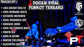 Download DJ LUKA SEKARAT RASA V2  [ HITS ] & GAGAL MERANGKAI HATI FULL BASS REMIX FUNKOT [ DJ FAJAR ZEN [