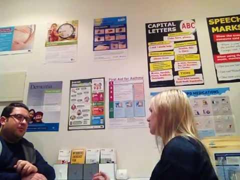 OET Speaking (2) with Matt Christie
