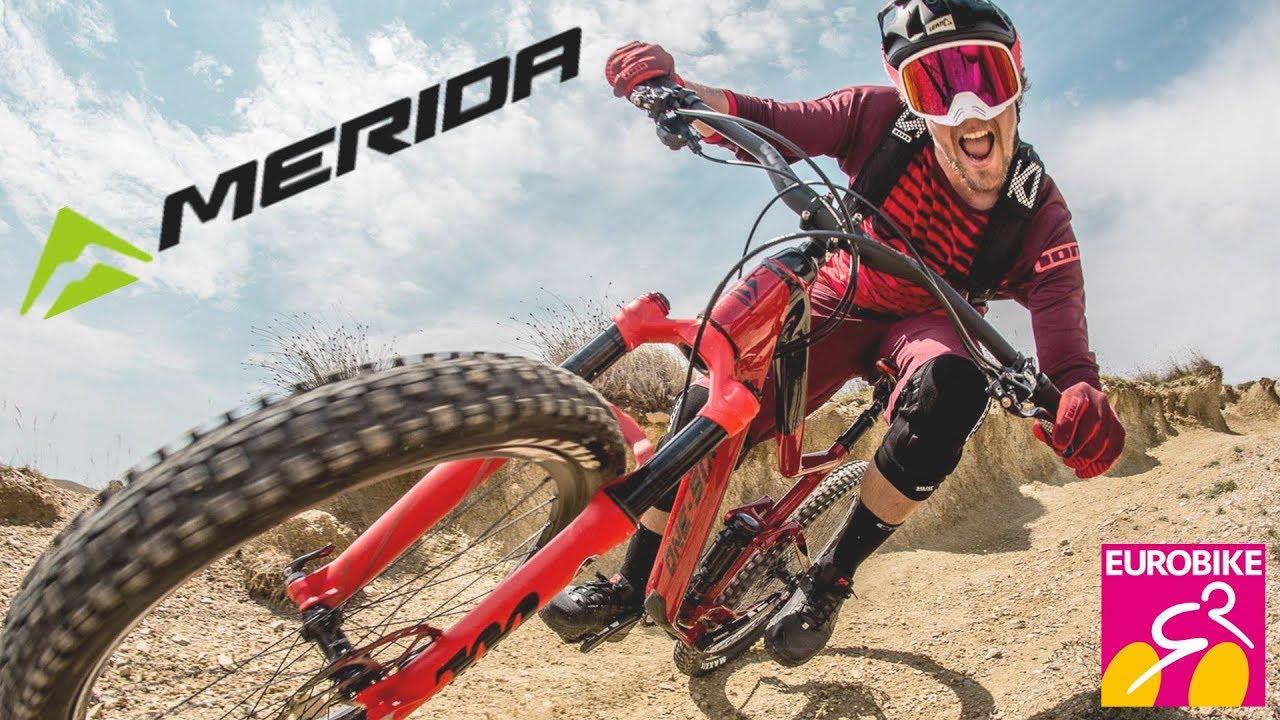 New MERIDA Bikes 2018 - Eurobike 2017 [4K]