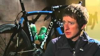 Bradley Wiggins Interview 3 - on a doping-free Sky Team