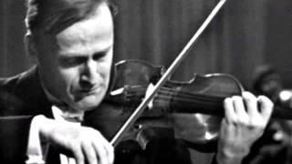 Bruch Violin concerto no 1 - Menuhin, Fricsay