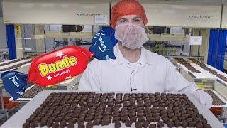 På besök i chokladfabriken, del 2 - så görs Dumle och Geisha