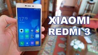 Xiaomi Redmi 3, review del móvil que reina en el bajo coste