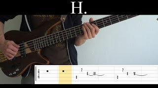 Download H. (Tool) - Bass Cover (With Tabs) by Leo Düzey Mp3 and Videos