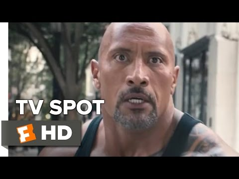 The Fate of the Furious TV SPOT - The Game Has Changed (2017) - Dwayne Johnson Movie
