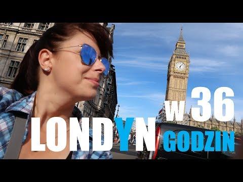 LONDYN W 36 GODZIN! ✈