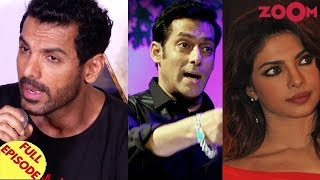 Salman Khan does NOT want to star opposite Priyanka Chopra? | John Abraham gets angry