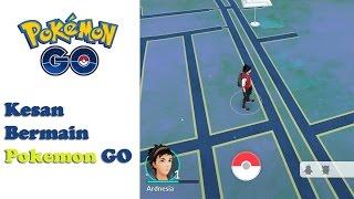 Pokemon Go Gameplay INDONESIA Serunya Bermain dan Mencari Pokemon di Kehidupan Nyata