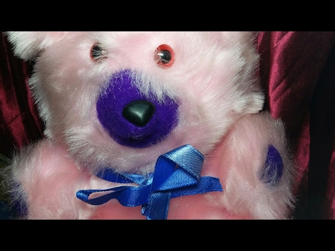 (Part 3) learn to make soft toy teddy bear at home easily