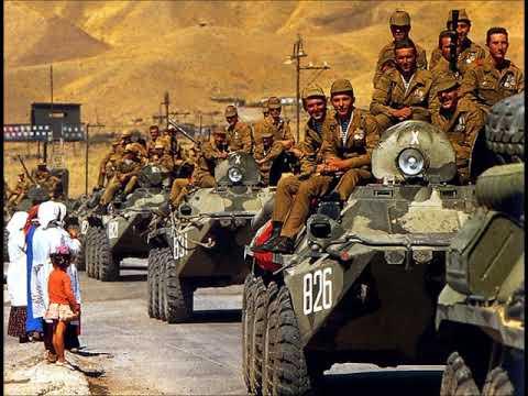 Голубые Береты - Прощание. Афганистан. Война