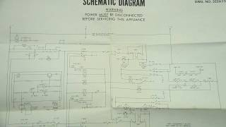 GE Oven Schematic and Wiring Diagram - YouTube | Ge Schematic Diagrams |  | YouTube