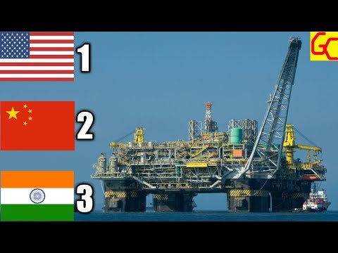 TOP 10 || MOST Oil Consumption COUNTRY IN THE WORLD || 2017