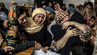 Peshawar Attack: One family