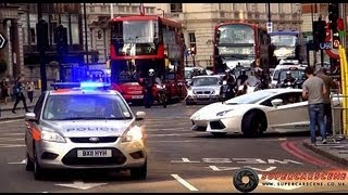 Repeat youtube video Arab Supercars vs The Police