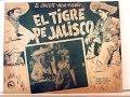 EL TIGRE DE JALISCO | Pelicula mexicana completa| Película de comedia|Peliculas mexicanas antiguas
