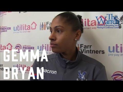 INTERVIEW: Gemma Bryan wins the Top goal scorer award or the 2016/17 season