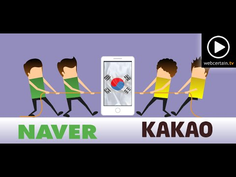 Internet Giants Naver And Kakao Lock Horns In South Korea Mobile Race