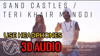 Teri Khair Mangdi 3D Audio | Vidya Vox | Use Headphones | Mixhound 3D Studio