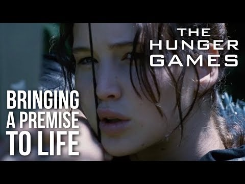 How Hunger Games Hooks Readers: Bringing A Premise To Life (video Essay)