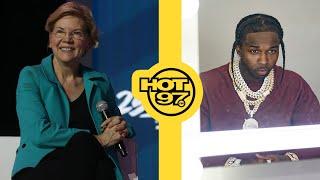 Reactions & Latest News On Pop Smoke's Passing + Elizabeth Warren Ether's Bloomberg