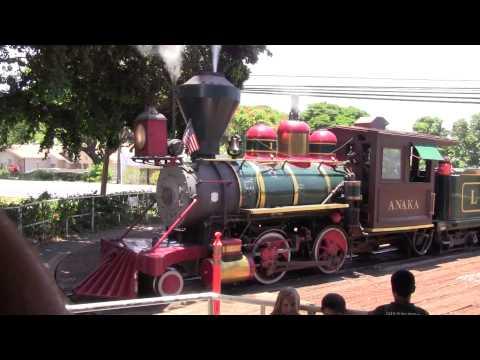 The last day of the Maui Sugar Cane Train