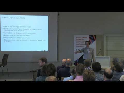 Vortrag zu Knapp und dem Chartalismus