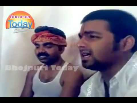 Pawan Singh Live Song Singing Choliya Me Hota Gudgudi Kallu Ananad Mohan At Aara Home360p