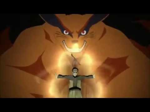 Naruto/Kurama AMV - Sick of It