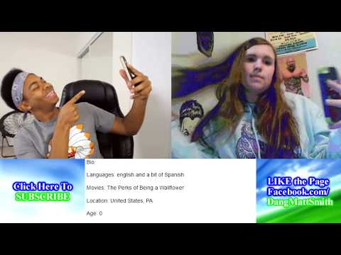 Thumbnail: FUNNY MOMENTS on Chatroulette