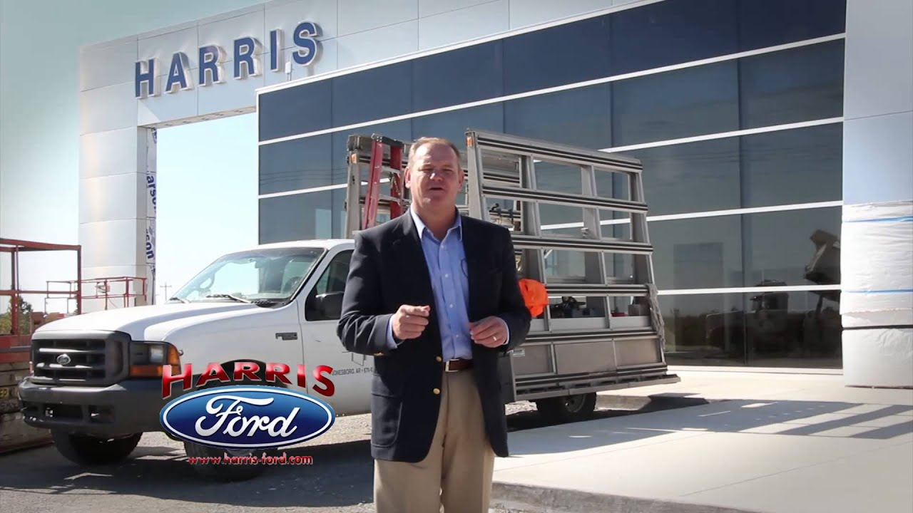 High Quality Harris Ford New Location Christmas Commercial
