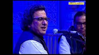 Ranjish Hi Sahi Dil Hi Dukhaane Kay Liye Aa by Talat Aziz Live HappyLucky Entertainment