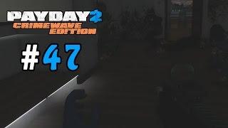 Payday 2: Crimewave Edition Walkthrough Part 47 - Left 4 Dead!
