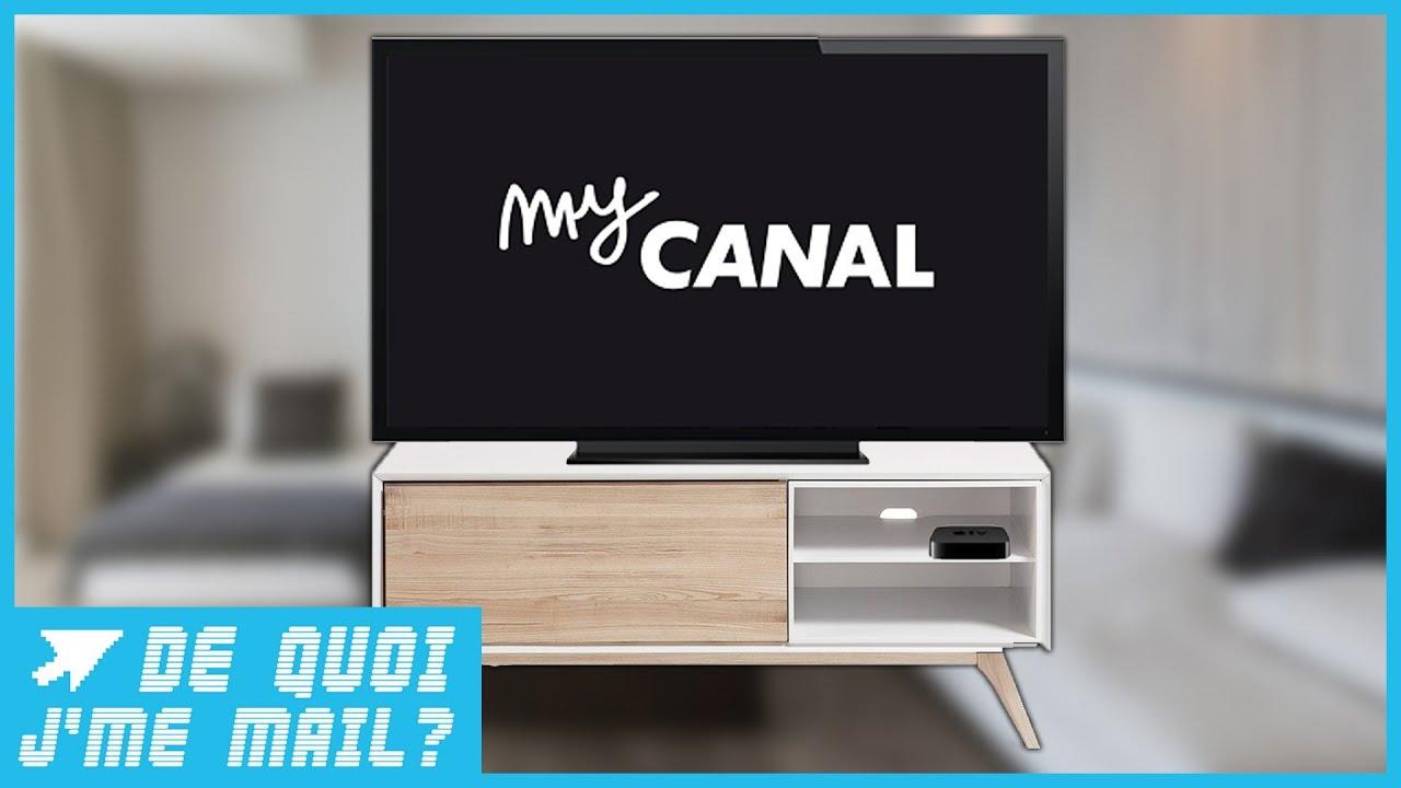 canal plus a la demande sur apple tv. Black Bedroom Furniture Sets. Home Design Ideas