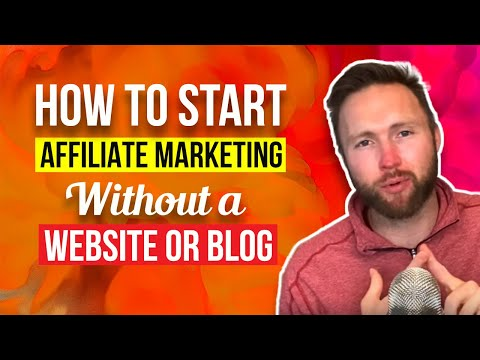 How To Do Affiliate Marketing Without A Website Or Blog In 2020 (2 WAYS)