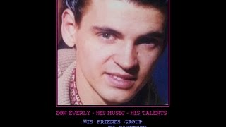 Amazing ~ Don Everly ~ Takin Shots ~ ext. audio