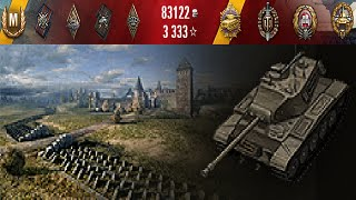 World Of Tanks - M41 Walker Bulldog | Pool's Medal & 6365 Damage