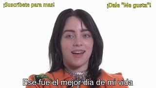 Entrevista a Billie Eilish - Over / Under - (Subtitulado en Español)