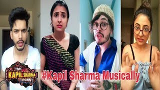 Kapil Sharma Non Stop Musically Comedy || Best Musically Compilation July 2018