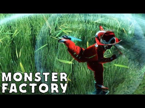 Monster Factory: Adult Cool's Powerful Kicks Are Unstoppable