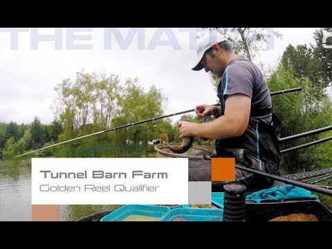 Live Match Fishing: Golden Reel Qualifier, Tunnel Barn Farm