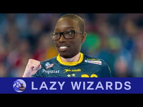How Do I Score in This Game?? | Lazy Wizards Play Handball 16 |