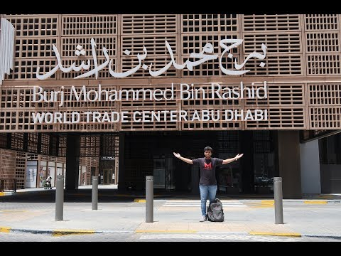 WORLD TRADE CENTER (WTC MALL) ABU DHABI , UAE *INSANE DAY* M