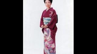 『民謡おはこ集』より Echizen Hama Bushi by Keiko Kawasaki.